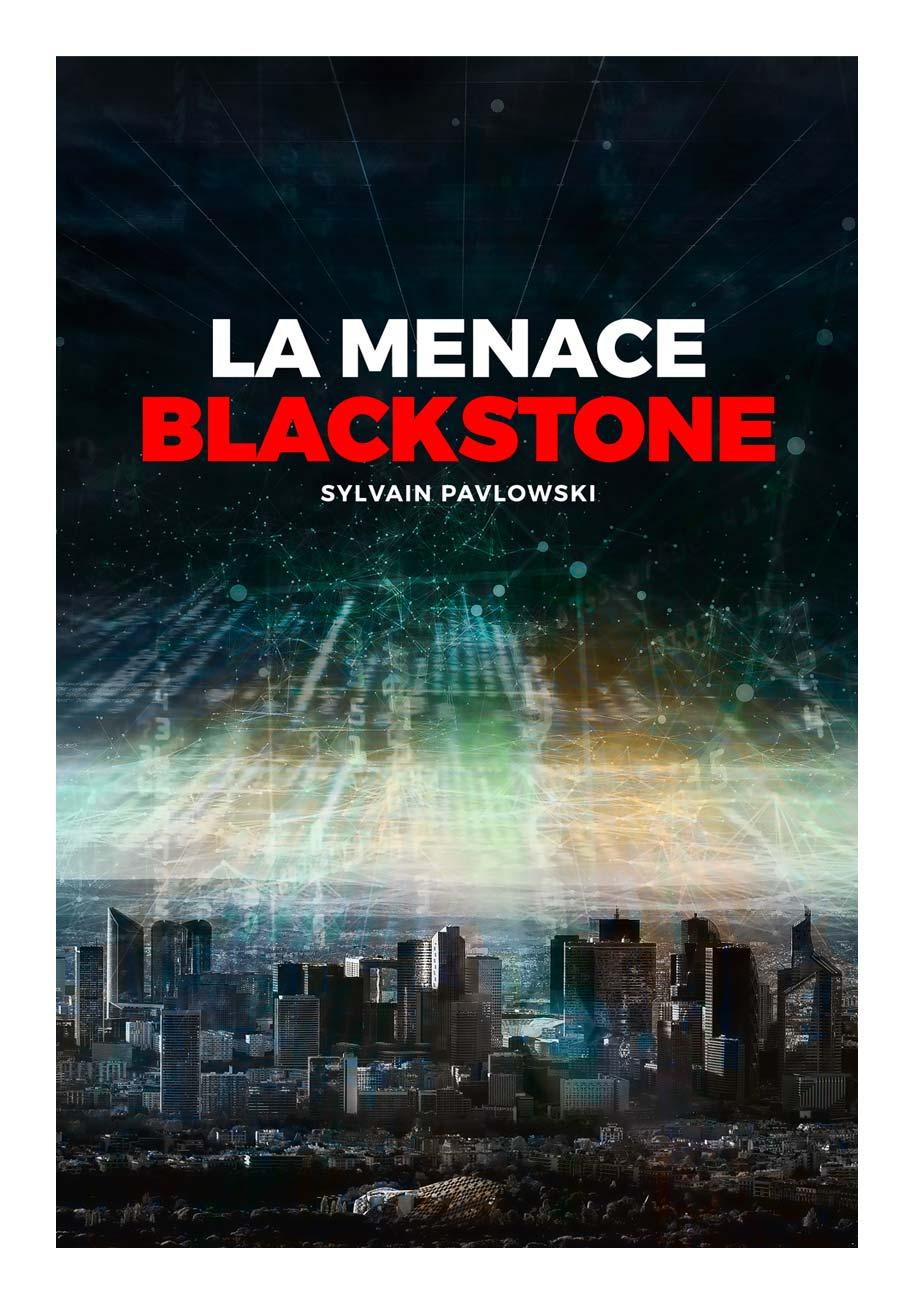 Première de couverture La Menace Blackstone